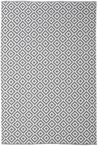 Torun - 黒/Neutral 絨毯 250X350 モダン 手織り 薄い灰色/濃いグレー/ベージュ 大きな (綿, インド)
