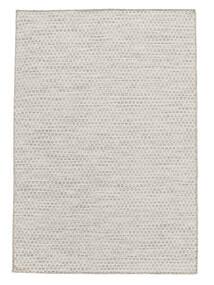 キリム Honey Comb - ベージュ 絨毯 210X290 モダン 手織り ベージュ/ホワイト/クリーム色 (ウール, インド)
