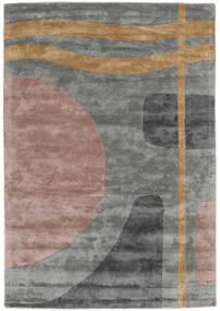 Urban Lake - 2018 絨毯 250X350 モダン 茶/濃いグレー 大きな ( インド)