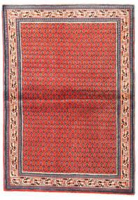 サルーク Mir 絨毯 108X155 オリエンタル 手織り 深紅色の/赤 (ウール, ペルシャ/イラン)