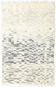 Barchi/Moroccan Berber - インド 絨毯 152X241 モダン 手織り ベージュ/薄い灰色 (ウール, インド)