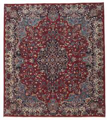 マシュハド パティナ 絨毯 250X283 オリエンタル 手織り 深紅色の/濃いグレー 大きな (ウール, ペルシャ/イラン)