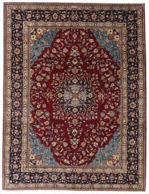 カシュマール パティナ 絨毯 254X335 オリエンタル 手織り 深紅色の/濃い茶色 大きな (ウール, ペルシャ/イラン)