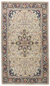 ケルマン パティナ 絨毯 116X200 オリエンタル 手織り 薄い灰色/濃いグレー (ウール, ペルシャ/イラン)