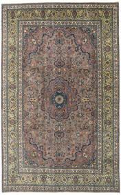 カシュマール パティナ 絨毯 195X310 オリエンタル 手織り 濃いグレー/薄茶色 (ウール, ペルシャ/イラン)