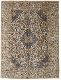 カシュマール パティナ 絨毯 290X390 オリエンタル 手織り 濃いグレー/薄茶色 大きな (ウール, ペルシャ/イラン)