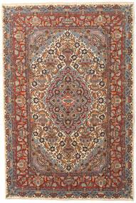 カシュマール パティナ 絨毯 195X290 オリエンタル 手織り 濃い茶色/濃いグレー (ウール, ペルシャ/イラン)