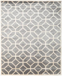 Palace 絨毯 250X300 モダン 手織り 薄い灰色/ベージュ 大きな ( インド)