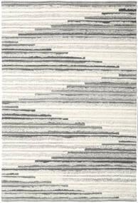 Zennia 絨毯 200X300 モダン 手織り 暗めのベージュ色の/薄い灰色/ベージュ (ウール, インド)