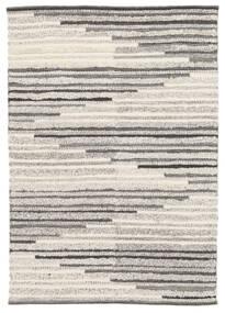 Zennia 絨毯 140X200 モダン 手織り ベージュ/薄い灰色/暗めのベージュ色の (ウール, インド)