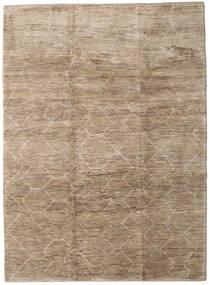 Loribaft ペルシャ 絨毯 218X298 モダン 手織り 薄い灰色/薄茶色 (ウール, ペルシャ/イラン)