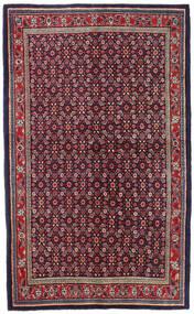 マハル 絨毯 135X218 オリエンタル 手織り 濃い紫/薄い灰色 (ウール, ペルシャ/イラン)