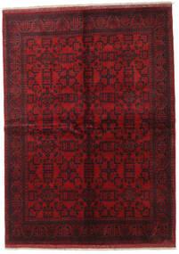 アフガン Khal Mohammadi 絨毯 171X237 オリエンタル 手織り 深紅色の/濃い茶色/赤 (ウール, アフガニスタン)