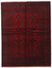 アフガン Khal Mohammadi 絨毯 175X228 オリエンタル 手織り 深紅色の (ウール, アフガニスタン)