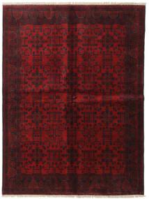 アフガン Khal Mohammadi 絨毯 173X231 オリエンタル 手織り 深紅色の/濃い茶色 (ウール, アフガニスタン)