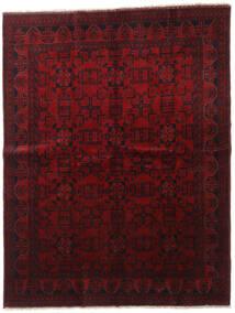 アフガン Khal Mohammadi 絨毯 179X232 オリエンタル 手織り 深紅色の (ウール, アフガニスタン)