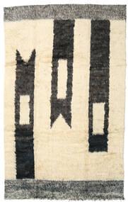 Moroccan Berber - Afganistan 絨毯 186X300 モダン 手織り ベージュ/暗めのベージュ色の (ウール, アフガニスタン)