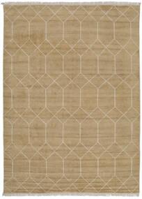 Kiara - ゴールド 絨毯 250X300 モダン 手織り 暗めのベージュ色の/薄茶色 大きな ( インド)