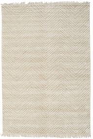 Vanice - ベージュ 絨毯 140X200 モダン 手織り 暗めのベージュ色の/薄い灰色 ( インド)