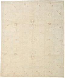 ウサク 絨毯 244X295 モダン 手織り ベージュ/暗めのベージュ色の (ウール, アフガニスタン)