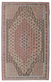 キリム センネ 絨毯 148X237 オリエンタル 手織り 薄い灰色/薄茶色 (ウール, ペルシャ/イラン)