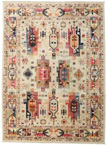 Mirage 絨毯 207X283 モダン 手織り ベージュ/暗めのベージュ色の (ウール, アフガニスタン)