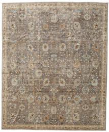 Mirage 絨毯 244X295 モダン 手織り 薄い灰色/薄茶色 (ウール, アフガニスタン)