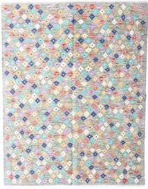キリム アフガン オールド スタイル 絨毯 152X194 オリエンタル 手織り 薄い灰色/ベージュ (ウール, アフガニスタン)