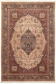 Tree Of Life 絨毯 195X290 オリエンタル 手織り 濃い茶色/茶 (ウール, パキスタン)