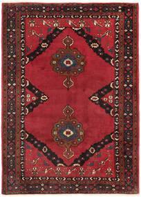 シャフレ•コルド 絨毯 207X290 オリエンタル 手織り 深紅色の/赤/濃い茶色 (ウール, ペルシャ/イラン)