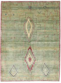 Ziegler モダン 絨毯 175X235 モダン 手織り ライトグリーン/暗めのベージュ色の (ウール, パキスタン)