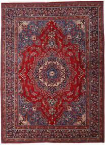 マシュハド 絨毯 290X395 オリエンタル 手織り 深紅色の/赤 大きな (ウール, ペルシャ/イラン)