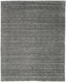 ハンドルーム Gabba - グレー 絨毯 200X250 モダン 濃いグレー (ウール, インド)