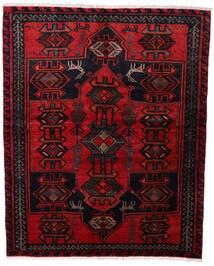 ロリ 絨毯 165X205 オリエンタル 手織り 深紅色の/赤 (ウール, ペルシャ/イラン)