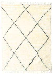 Barchi/Moroccan Berber - インド 絨毯 160X230 モダン 手織り ベージュ (ウール, インド)
