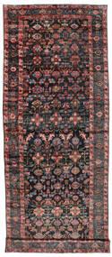 Sautchbulag 1920-1940 絨毯 230X620 オリエンタル 手織り 廊下 カーペット 黒/深紅色の (ウール, ペルシャ/イラン)