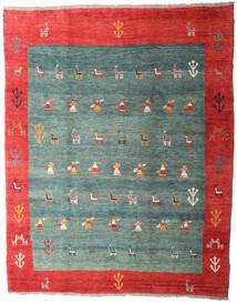 ギャッベ Rustic 絨毯 259X326 モダン 手織り ターコイズブルー/錆色 大きな (ウール, ペルシャ/イラン)