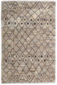 キリム Ariana 絨毯 173X257 モダン 手織り 薄い灰色/濃い茶色 (ウール, アフガニスタン)