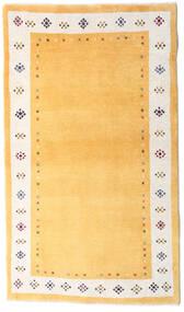 Loribaft ペルシャ 絨毯 83X145 モダン 手織り ベージュ/薄茶色/黄色 (ウール, ペルシャ/イラン)