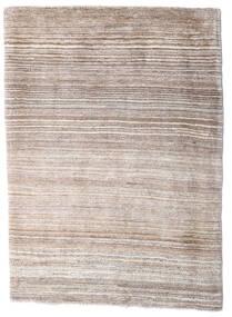Loribaft ペルシャ 絨毯 80X120 モダン 手織り 薄い灰色/ホワイト/クリーム色 (ウール, ペルシャ/イラン)