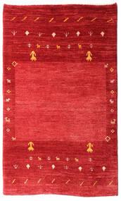 Loribaft ペルシャ 絨毯 78X130 モダン 手織り 赤/錆色 (ウール, ペルシャ/イラン)