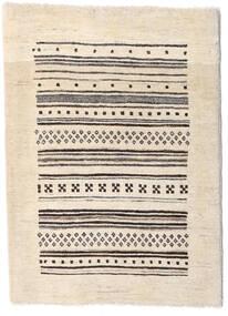 Loribaft ペルシャ 絨毯 67X93 モダン 手織り ベージュ/薄い灰色 (ウール, ペルシャ/イラン)