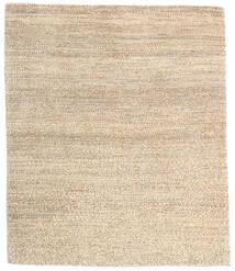 Loribaft ペルシャ 絨毯 131X155 モダン 手織り ベージュ/薄い灰色 (ウール, ペルシャ/イラン)