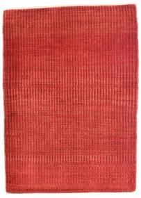 Loribaft ペルシャ 絨毯 85X120 モダン 手織り 錆色/赤 (ウール, ペルシャ/イラン)