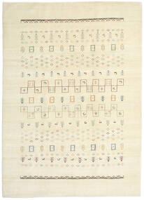 Loribaft ペルシャ 絨毯 208X290 モダン 手織り ベージュ (ウール, ペルシャ/イラン)