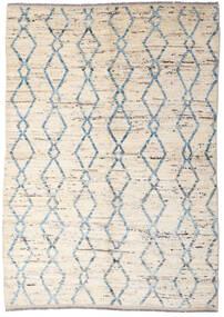 Moroccan Berber - Afghanistan 絨毯 165X233 モダン 手織り ベージュ/薄い灰色 (ウール, アフガニスタン)