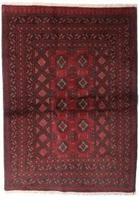 アフガン 絨毯 103X146 オリエンタル 手織り 深紅色の (ウール, アフガニスタン)