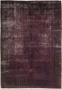ヴィンテージ Heritage 絨毯 290X423 モダン 手織り 黒/濃い茶色 大きな (ウール, ペルシャ/イラン)