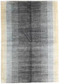 Battuta 絨毯 166X236 モダン 手織り 濃いグレー/薄い灰色 (ウール, アフガニスタン)
