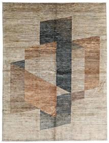 Battuta 絨毯 220X300 モダン 手織り 薄い灰色/濃いグレー (ウール, アフガニスタン)